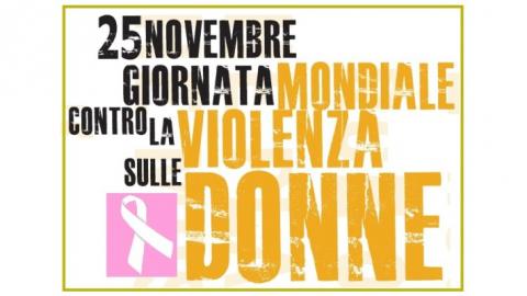Giornata Internazionale della Lotta alla Violenza contro le Donne.